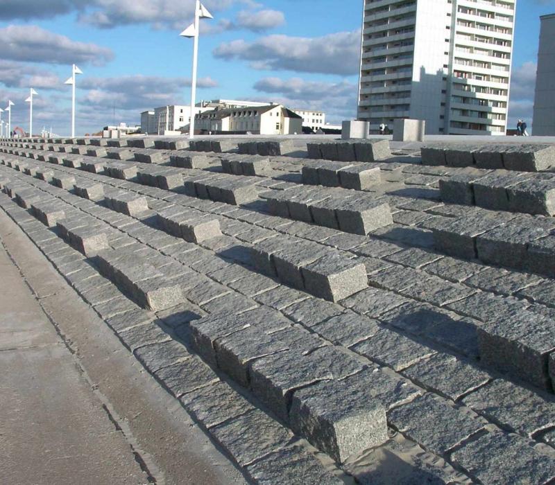Naturgestein in Norderney